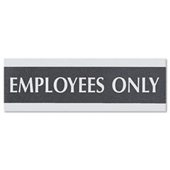USS4760 - Headline® Sign Century Series Office Sign