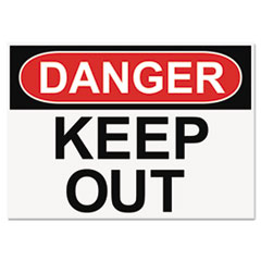 USS5491 - Headline® OSHA Safety Signs
