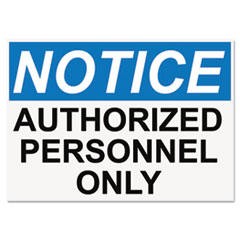 USS5492 - Headline® OSHA Safety Signs