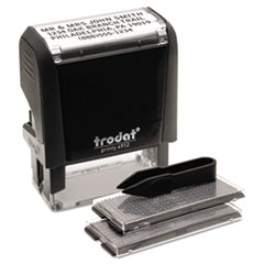 USS5915 - Trodat® Do It Yourself Message Stamp
