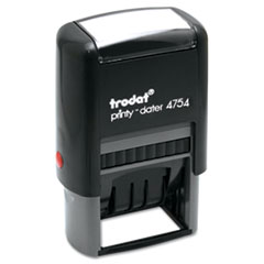 USSE4754 - U. S. Stamp & Sign® Trodat™ Economy 5-in-1 Date Stamp