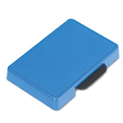 USSP5460BL - U. S. Stamp & Sign® Replacement Ink Pad for Trodat® Self-Inking Custom Dater