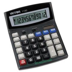 VCT1190 - Victor® 1190 Executive Desktop Calculator