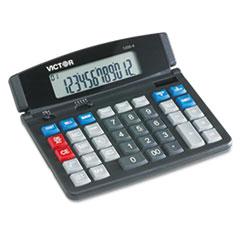 VCT12004 - Victor® 1200-4 Business Desktop Calculator