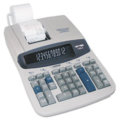 VCT15606 - Victor® 1560-6 Two-Color Commercial Ribbon Printing Calculator