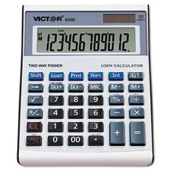 VCT6500 - Victor® 6500 Executive Desktop Loan Calculator