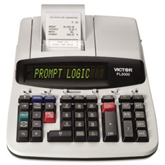 VCTPL8000 - Victor® PL8000 14-Digit Prompt Logic™ Printing Calculator