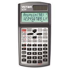 VCTV34 - Victor® V34 Advanced Scientific Calculator
