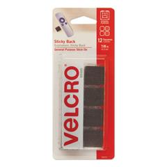 VEK90072 - Velcro® Sticky-Back® Hook & Loop Fasteners