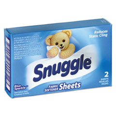 VEN2979929 - Snuggle® Fabric Softener Sheets