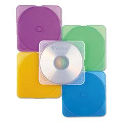 VER93804 - Verbatim® TRIMpak™ CD/DVD Cases