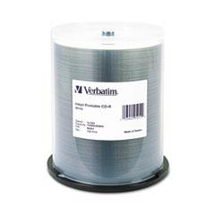VER95251 - Verbatim® CD-R Printable Recordable Disc