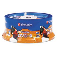 VER96191 - Verbatim® DVD-R Recordable Disc