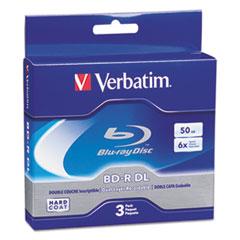 VER97237 - Memorex® Blu-Ray™ BD-R Recordable Dual-Layer Disc