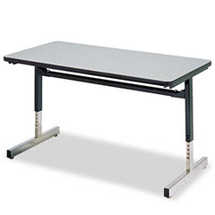 VIR872436091 - Virco® 8700 Series Rectangular Activity Table