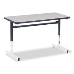 VIR872448091 - Virco® 8700 Series Rectangular Activity Table
