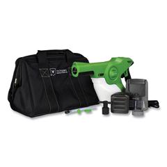 VIVVP200ESK - Professional Cordless Electrostatic Handheld Sprayer, Green, 1/EA