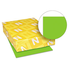 WAU21811 - Neenah Paper Astrobrights® Colored Card Stock