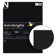 WAU2202401 - Neenah Paper Astrobrights® Colored Card Stock