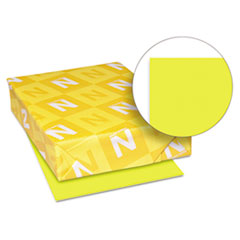 WAU22791 - Neenah Paper Astrobrights® Colored Card Stock