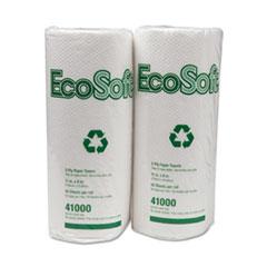WAU41000 - EcoSoft Household Roll Towels