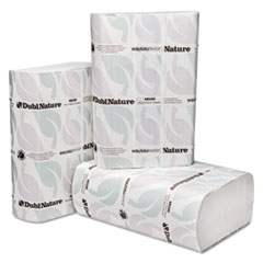 WAU48140 - Dubl-Nature® Folded Towels