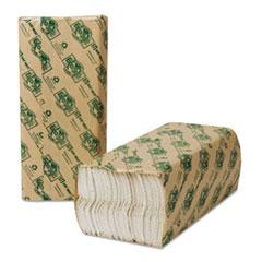 WAU49500 - EcoSoft Folded Towels
