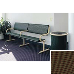 WAUMF2015BR - Wausau Tile6 Add-on bench unit
