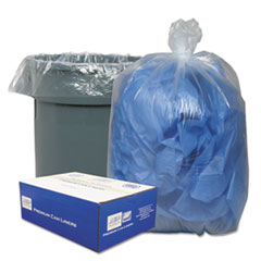 WBI303618C - Webster Clear Linear Low-Density Can Liners
