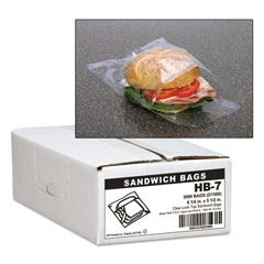 WBIHB7 - Handi-Bag® Jumbo Sandwich Bags