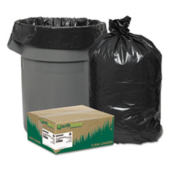 WBIRNW5820 - Earthsense® Commercial Low Density Can Liners