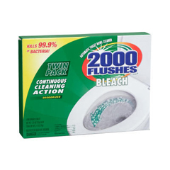 WDC290088 - 2000 Flushes® Blue Plus Bleach