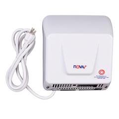 WDR0833 - World DryerNOVA 1® Plug-in - 110-120 V, Economical Hand Dryer