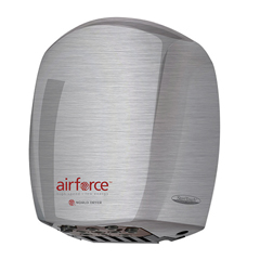 WDRJ-973 - World DryerAirforce™ Hi-speed Energy-Efficient Hand Dryer