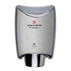 WDRK-973 - World DryerSMARTdri™ High-Efficiency Intelligent Multi-port Nozzle Hand Dryer