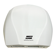 WDRLN-974 - World DryerLN Universal Voltage Economical Hand Dryer