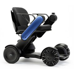 WHL210-06874-BLUE-RIGHT - WHILLModel Ci Ultra Portable Personal Electric Vehicle