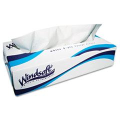 WIN2430 - White Facial Tissue
