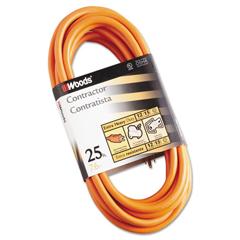 WOO528 - CCI® Outdoor Round Vinyl Extension Cord 528