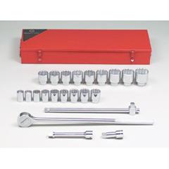 WRT875-623 - Wright Tool22 Piece Standard Socket Sets