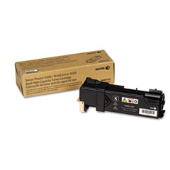 XER106R01597 - Xerox 106R01597 High-Capacity Toner, 3,000 Page-Yield, Black
