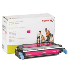 XER6R1333 - Xerox 6R1333 Compatible Remanufactured Toner, 13100 Page-Yield, Magenta