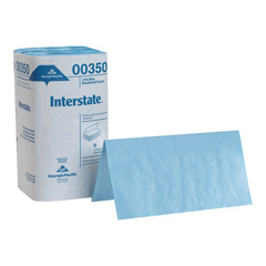 GPC003-50 - Interstate® 2-Ply Singlefold Auto Care Paper Wipers
