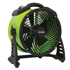 XPOFC-200 - XPOWER1300 CFM 4 Speed Portable Multipurpose 13 Heavy Duty Whole Room Air Circulator Utility Fan