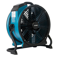 XPOFC-420 - XPOWER1/3 HP 3600 CFM 5 Speed Portable Multipurpose 18 Commercial Shop Fan Air Circulator