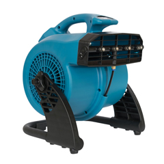 XPOFM-48 - XPOWER - 3 Speed Portable Outdoor Cooling Misting Fan