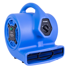 XPOP-150N - XPOWER - Freshen Aire 500 CFM 3 Speed Scented Mini Mighty Air Mover