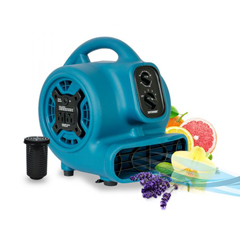 XPOP-260AT - XPOWERFreshen Aire 1/5 HP 800 CFM 4 Speed Scented Mini Mighty Air Mover