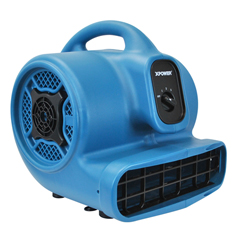 XPOP-400 - XPOWER1/4 HP 1600 CFM 3 Speed Air Mover