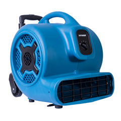 XPOP-800H - XPOWER - 3/4 HP 3200 CFM 3 Speed Air Mover